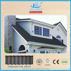 factory supply, high quality sand coated metal roofing tiles