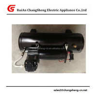 auto air suspension compressor with tank for air horn