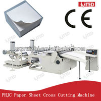 Machine Cross-Cutting paper sheet (PHJC)