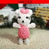 CT-008 Cute doll shape New products dog chew pet toys for grind their teeth