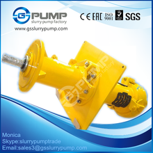 Vertical Sump Pump for sulfuric acid