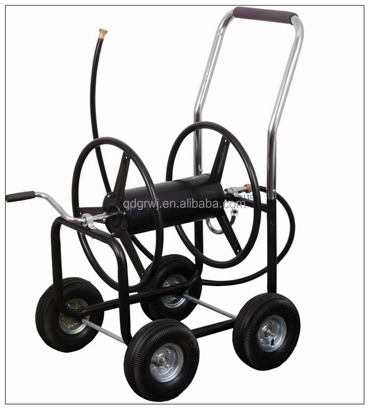 Wheel Garden Hose Cart Tc1508 - Buy Garden Hose Cart,4 Wheels Horse