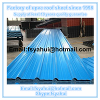 Pvc Roof Sheet For Roofing Use