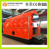 High Quality Industrial Horizontal Wood Chips Steam Boiler Price