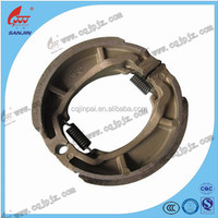 Oem Service Hot Sell Motorcycle Brake Shoes