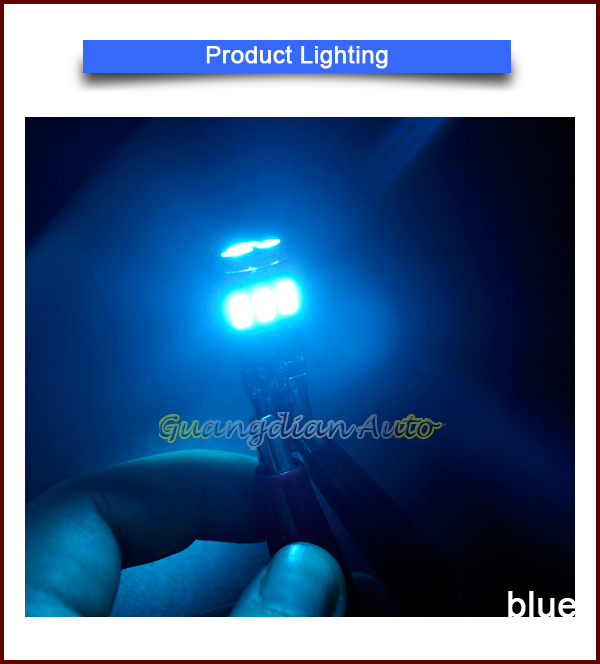 Tcart wholesale new design T10 5730 9 smd high power high bright flash car led light