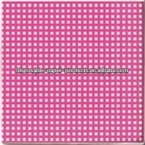 Wholesale gingham napkins 3-Ply Paper Lunch Napkins, 6 Colors available Cheap Gingham Party Supplies