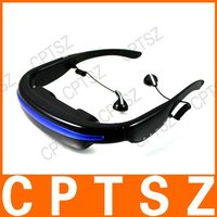 320k Pixels Mobile Theatre /Cinema Eyewear with 50inch Virtual Screen