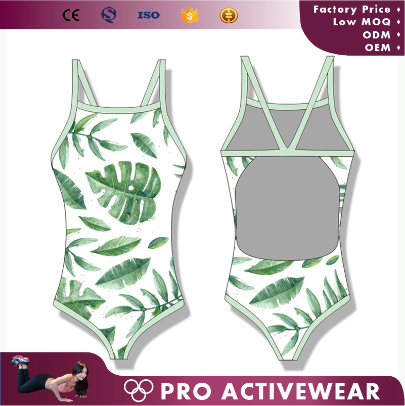 (Trade Assurance)Latest Fashion Branded top quality padded bra swimsuit