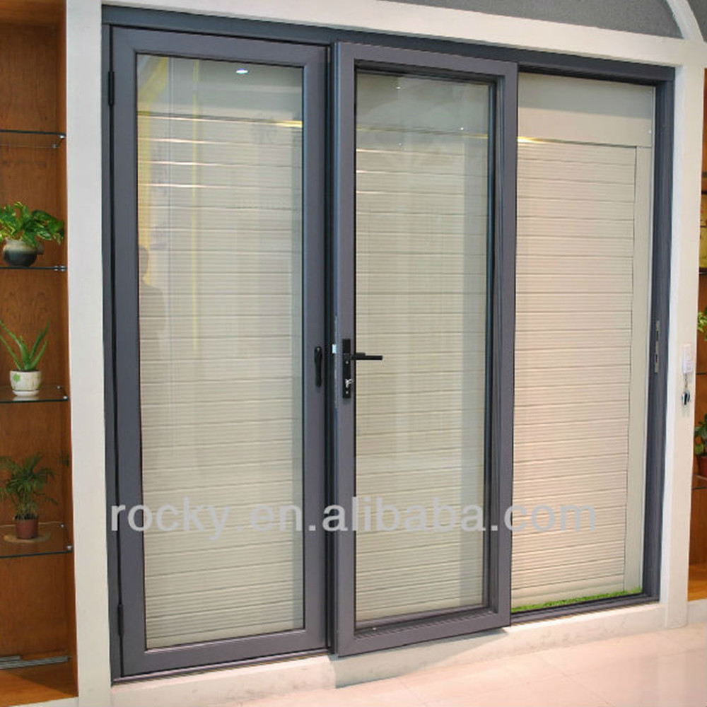 Interior sliding windows and door glass with aluminium for Commercial interior sliding glass doors