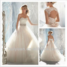 real sample ball gown wedding dress
