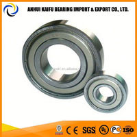 6301ZZ 6301 High quality deep groove ball bearing 6301-ZZ for motorcycle