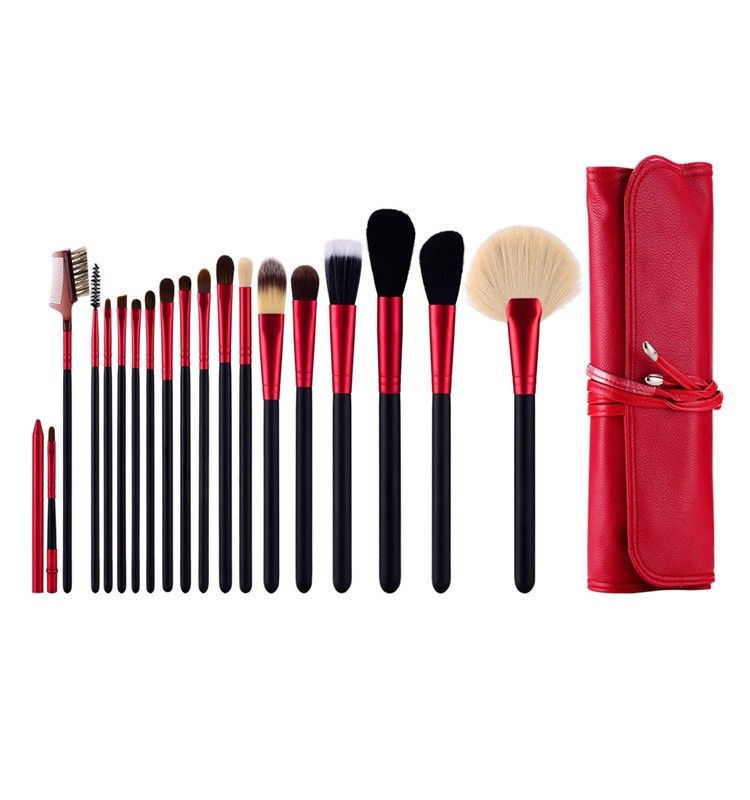 high quality hot sale makeup brushes tools 19 pcs makeup brush set