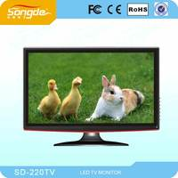 "Original Panel 22"" inch lcd tv led tv with USB"