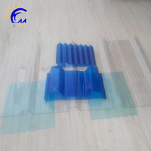 Wholesale Products corrugated plastic sheet / corrugated polycarbonate sheeting