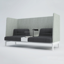 Modern public recreation deck reception designer sofa sofa - parlor sofa