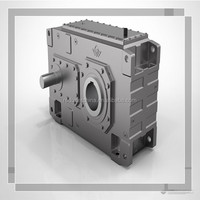 GUOMAO PV Helical gear reducer for water treatment