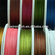 Jewelry finding!Colored tiger tail wire/beading thread/cord! DIY jewelry spool tiger tail wire!