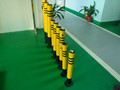 Road Safety Removable Steel Traffic Bollard