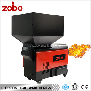 ZOBO Popular Portable Electric Heated Wood Stove