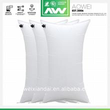 Free sample customized pp woven air dunnage bag