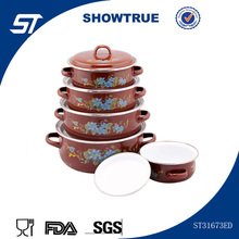 High quality healthy 673DB china enamelware wholesale