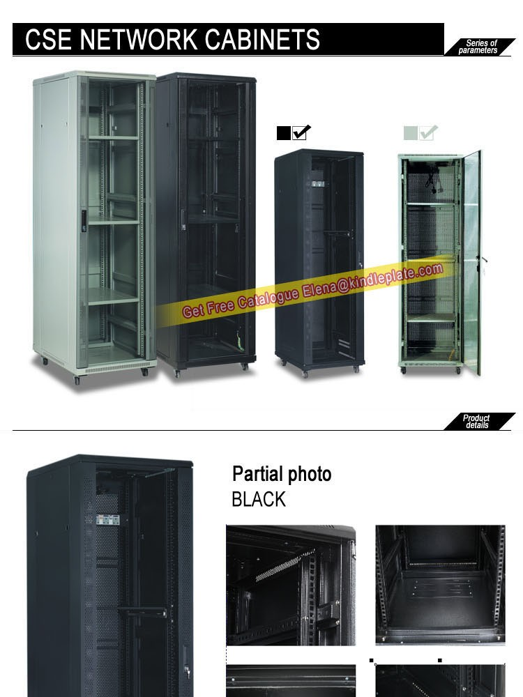 2014 Best Suppliers Outdoor Waterproof Used Electronic Lock 42u Server Rack Cabinet Price Manufacturers