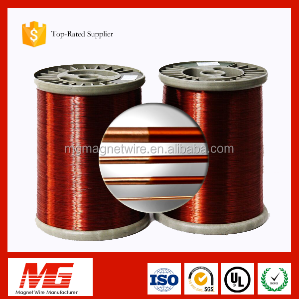 26 gauge Round copper enamel coated magnet wire in nz