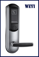 digital smart door lock,hotel safe lock,hotel room card lock system