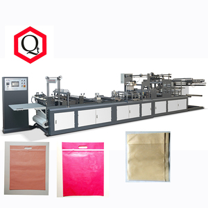 LDPE/PP/OPP/BOPP/EVA 8500x1370x1800 8.2KW woven zipper bag making machine price