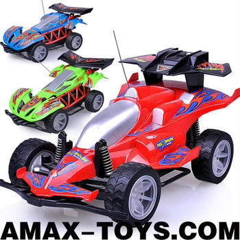 ro-05830412 rc off-road car 1:20 4ch high speed remote control off-road buggy with beautiful wheel lights