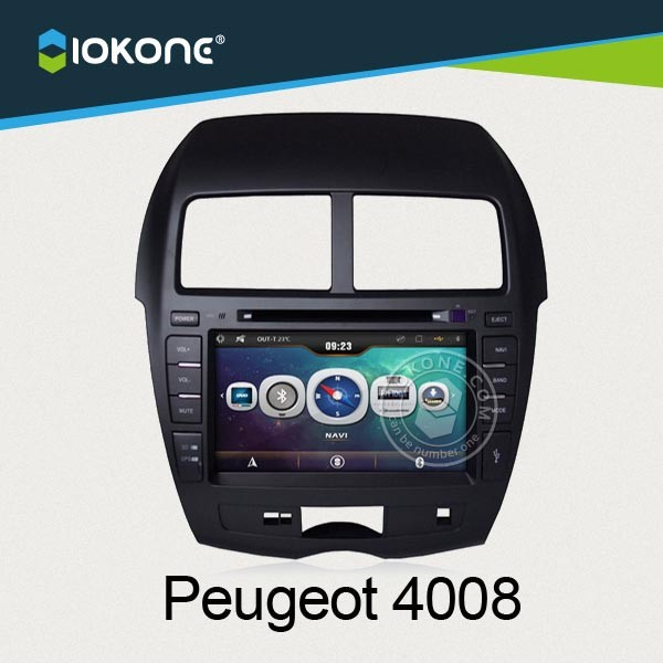 CAR DVD PLAYER FOR PEUGEOT 4008