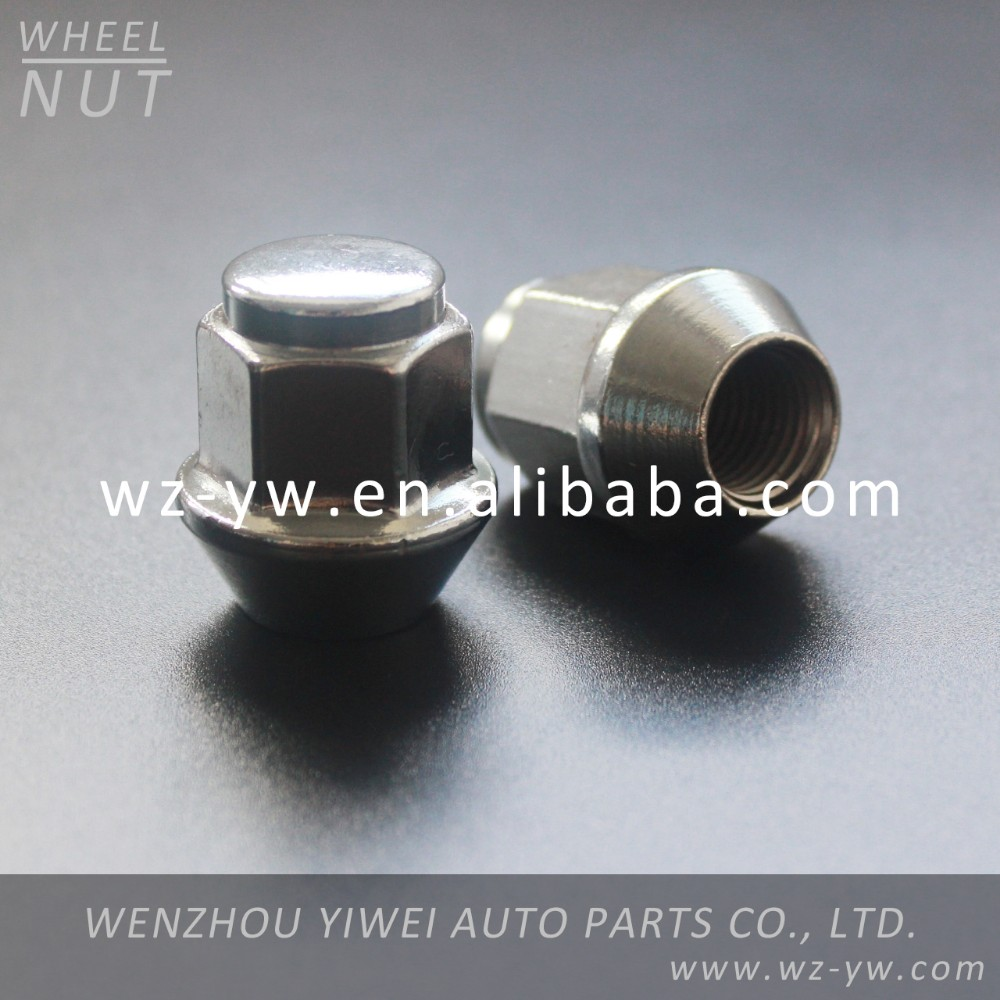high quality custom dome type truck wheel cap nuts