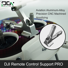 PGY DJI Phantom3 inspire accessories Bracket mount Holder Rc model black & Silver Remote Control Support PRO Aluminum Alloy