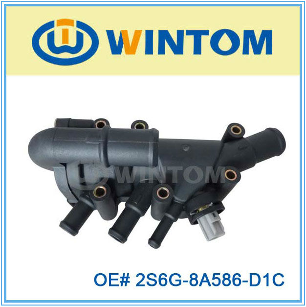 thermostatic radiator valve for ford auto part 2S6G-8A586-D1C