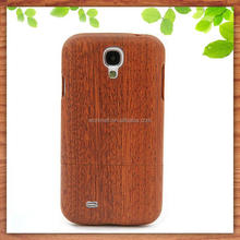 alibaba wholesale rose wood cell phone case for Samsung Galaxy S4 I9500