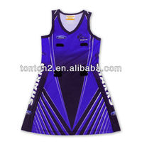 sublimation printing netball dress funky dress skirts