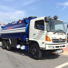 Low price 20000 Liters 6000 Gallon Fuel Tanker Oil tank Truck For Sale In Malaysia