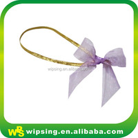 Gift Wrapping Elastic Band Bow For Package