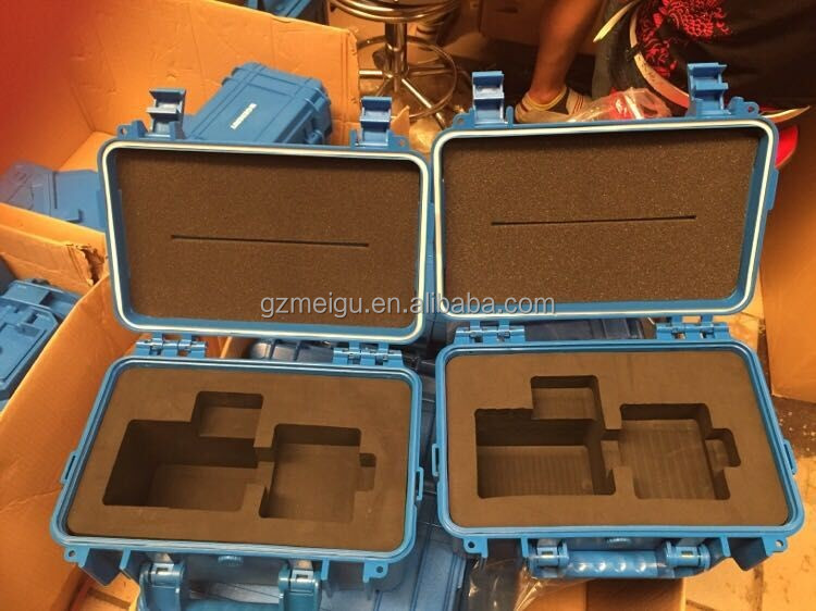 newest High Quality Plastic briefcase tool box extrusion enclosure case waterproof Plastic box _33000118