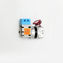 Micro diaphragm motor electric 12v dc oiless brushless vacuum pump