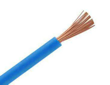 BV wire and cable 1.5mm2 2.5mm2 4mm2 solid copper conductor pvc insulated single core wire housing wire for sale