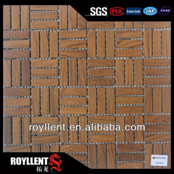 classic wood wall tiles wood flooring mosaic