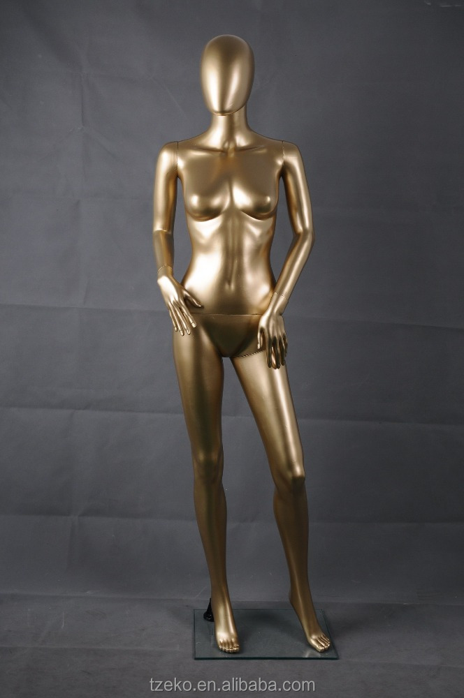 Unbreakable fullbody female mannequin