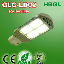 led street light electrical company names ce rohs warranty 3 years >120LM/w,IP65, AC85-265V/DC12V