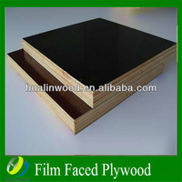 high quality 12mm black filmfaced plywood sheet for formwork