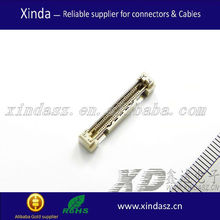 0.8mm pitch fpc connector tyco 3 pin connector