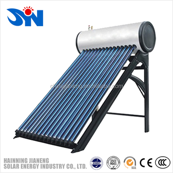 Special Design Widely Used 150L Compact Pressure Solar Water Heater