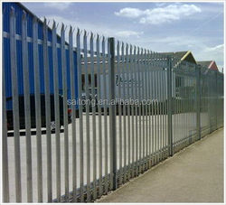 Professional Design Durable New Coming Garden Palisade Fence With Low Price