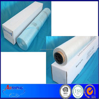 HDPE paint masking plastic film for car